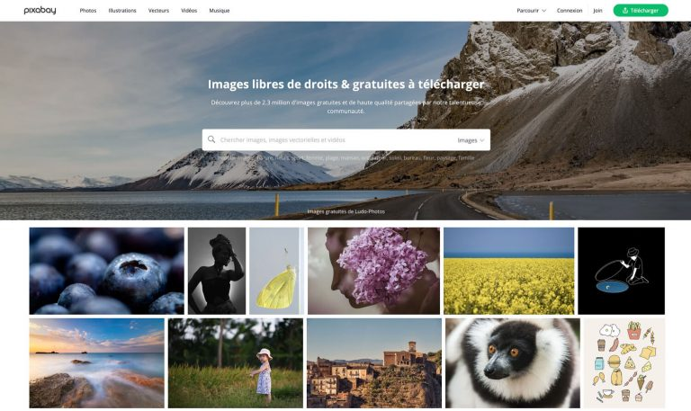 benjamin lecoq-graphiste directeur artistique-paris clichy-site web motion logo identite print-article blog banque video gratuites pixabay