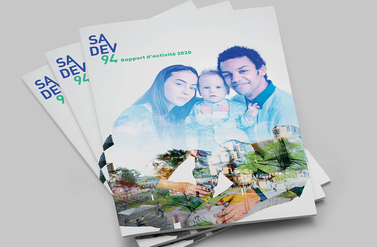 Rapport annuel de Sadev94