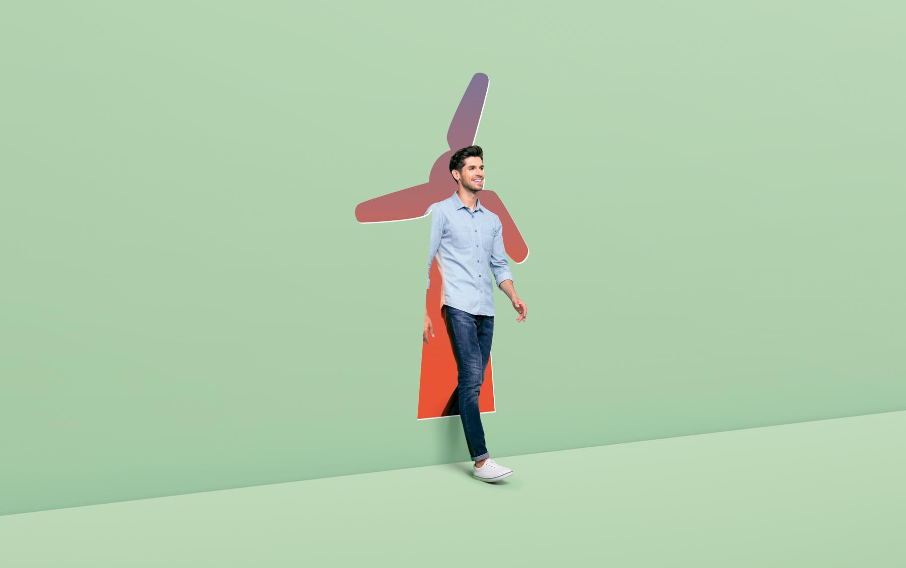 benjamin lecoq-graphiste - directeur artistique - paris -publicite site motion logo identite - groupe la francaise - campagne investissement durable - annonce bas carbonne