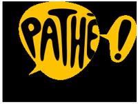 benjamin lecoq graphiste paris et clichy - logo, identité visuelle, print - rapport annuel - logo pathé