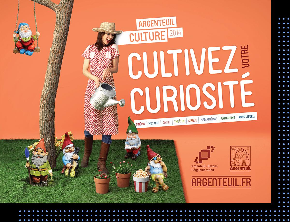 benjamin lecoq - graphiste paris - logo, identité graphique, site internet, motion design, publicité - campagne culture pour la ville d'Argenteuil-Bezons