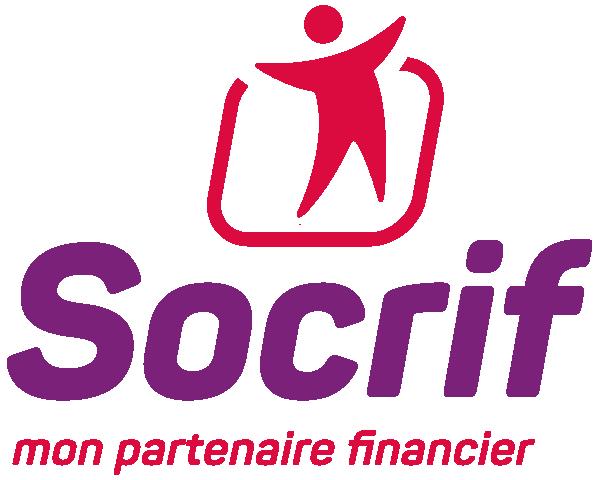 graphiste à paris et clichy - benjamin lecoq - logo identité visuelle de socrif organisme de prêt public sncf